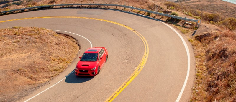 2015 Subaru WRX Hits The Gravel In 90 New Photos in Four Colors 60