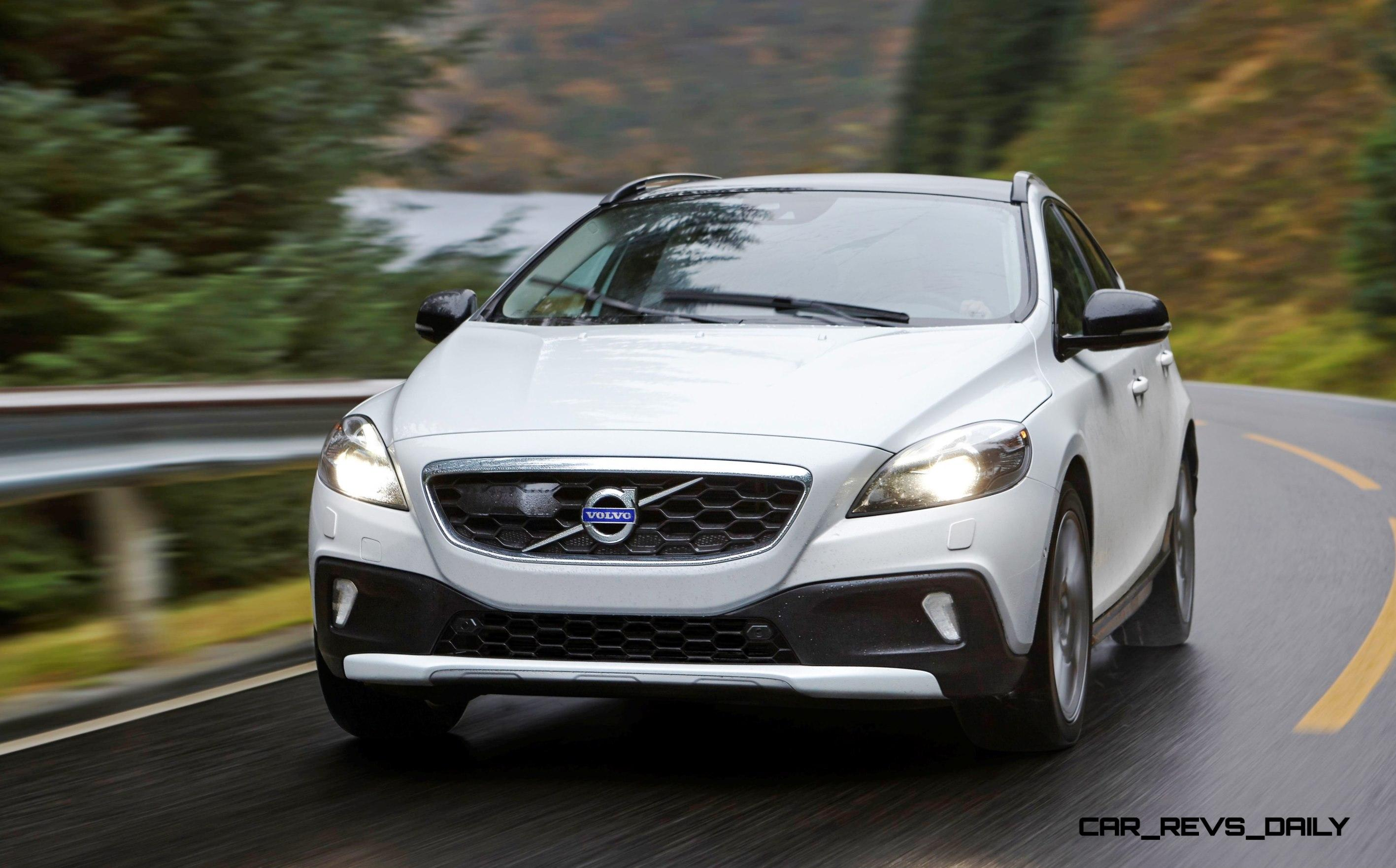 2015 Volvo V40 XC Adds 245HP T5 Powertrain - USA Imports Coming Soon?