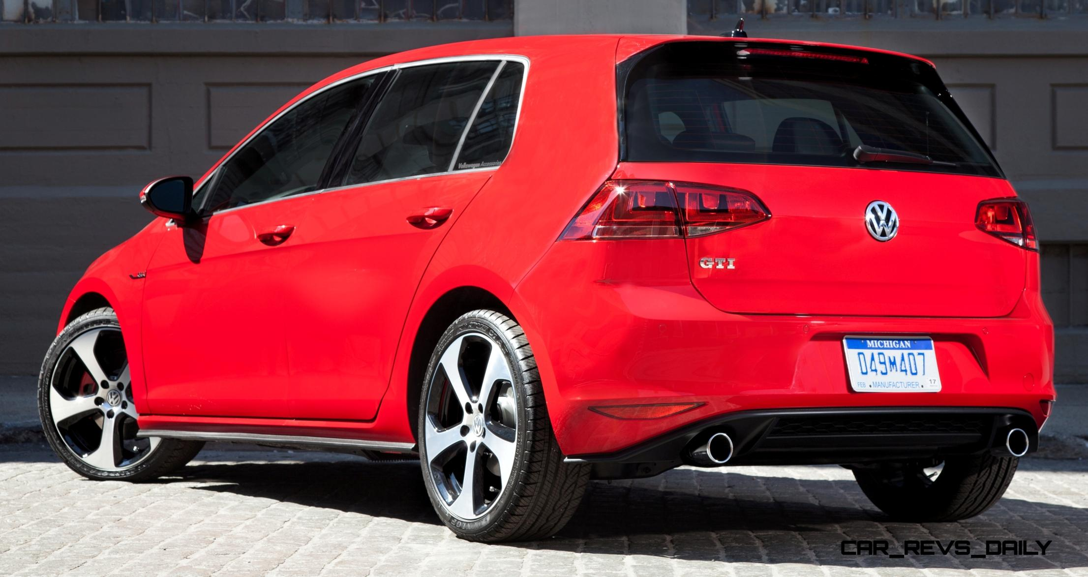 2015 Vw Gti Is In The Usa Pricing For 2 Door Gti Se And 4