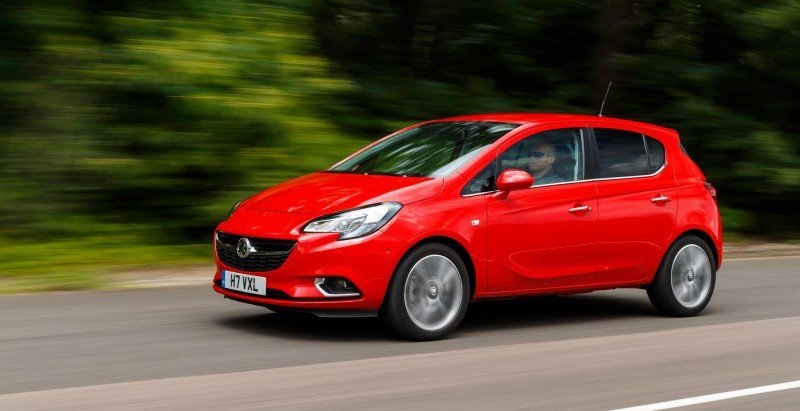 2015 Vauxhall Corsa Brings Adam Opel-style Nose, Better Engines and Cabin Refinement 10