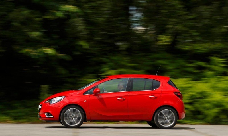 2015 Vauxhall Corsa Brings Adam Opel-style Nose, Better Engines and Cabin Refinement 15