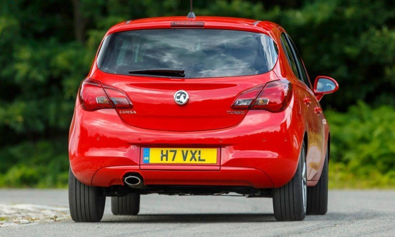 2015 Vauxhall Corsa Brings Adam Opel-style Nose, Better Engines and Cabin Refinement 18