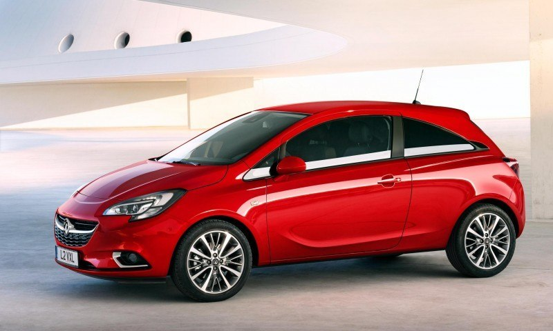 2015 Vauxhall Corsa Brings Adam Opel-style Nose, Better Engines and Cabin Refinement 27
