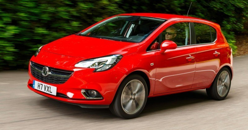 2015 Vauxhall Corsa Brings Adam Opel-style Nose, Better Engines and Cabin Refinement 5