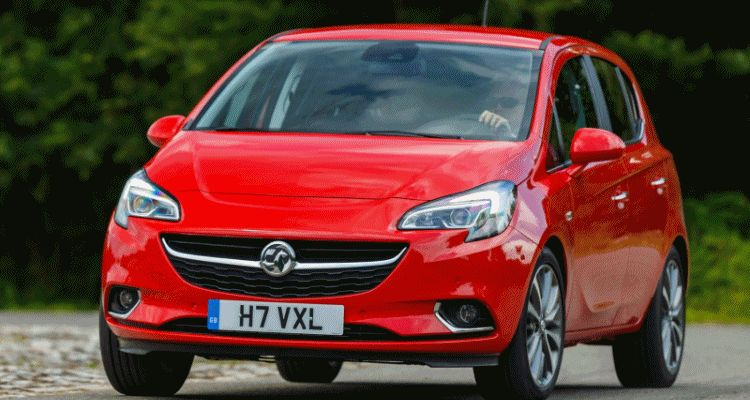 2015 Vauxhall Corsa Brings Adam Opel-style Nose GIF header