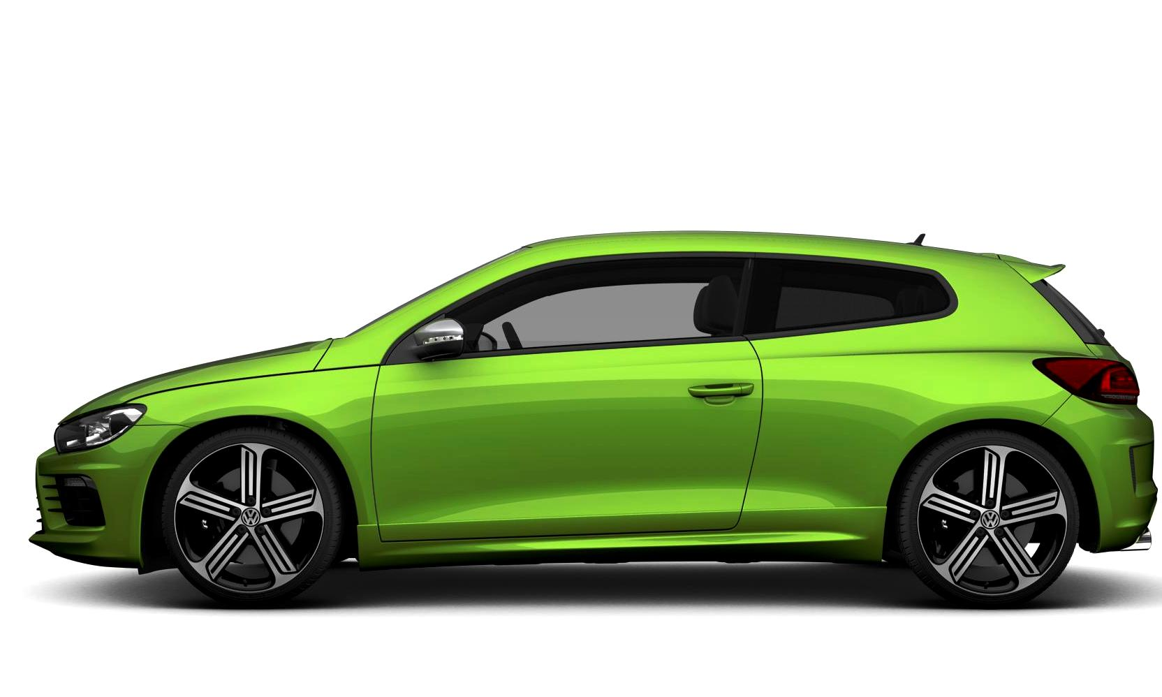 2015 Volkswagen Scirocco R And R-Line