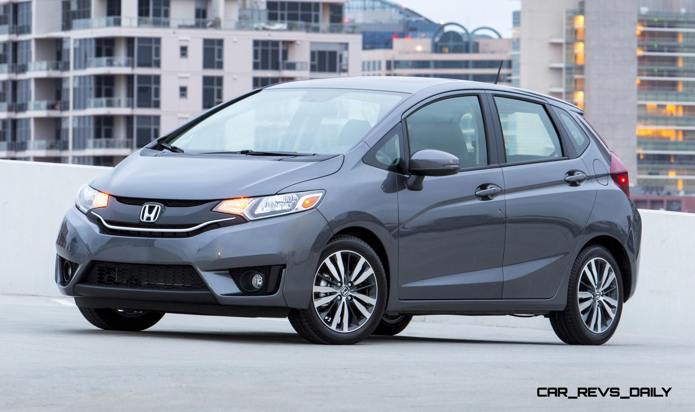 2015 Honda Fit Buyers Guide And Pricing Cute And Edgy New