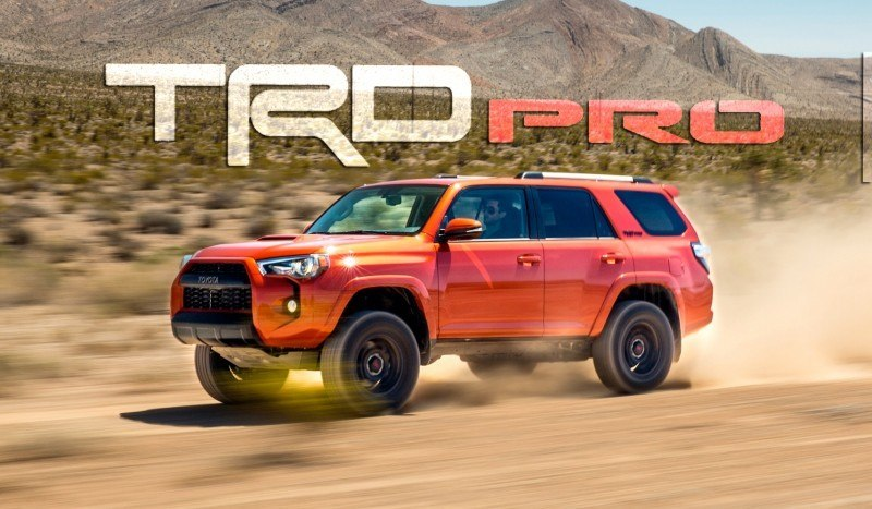 The Trd Pro Series Will Start Getting Down And Dirty In Fall Of 2017 Chicagoautoshow Toyota Trdprovintage Millen 005