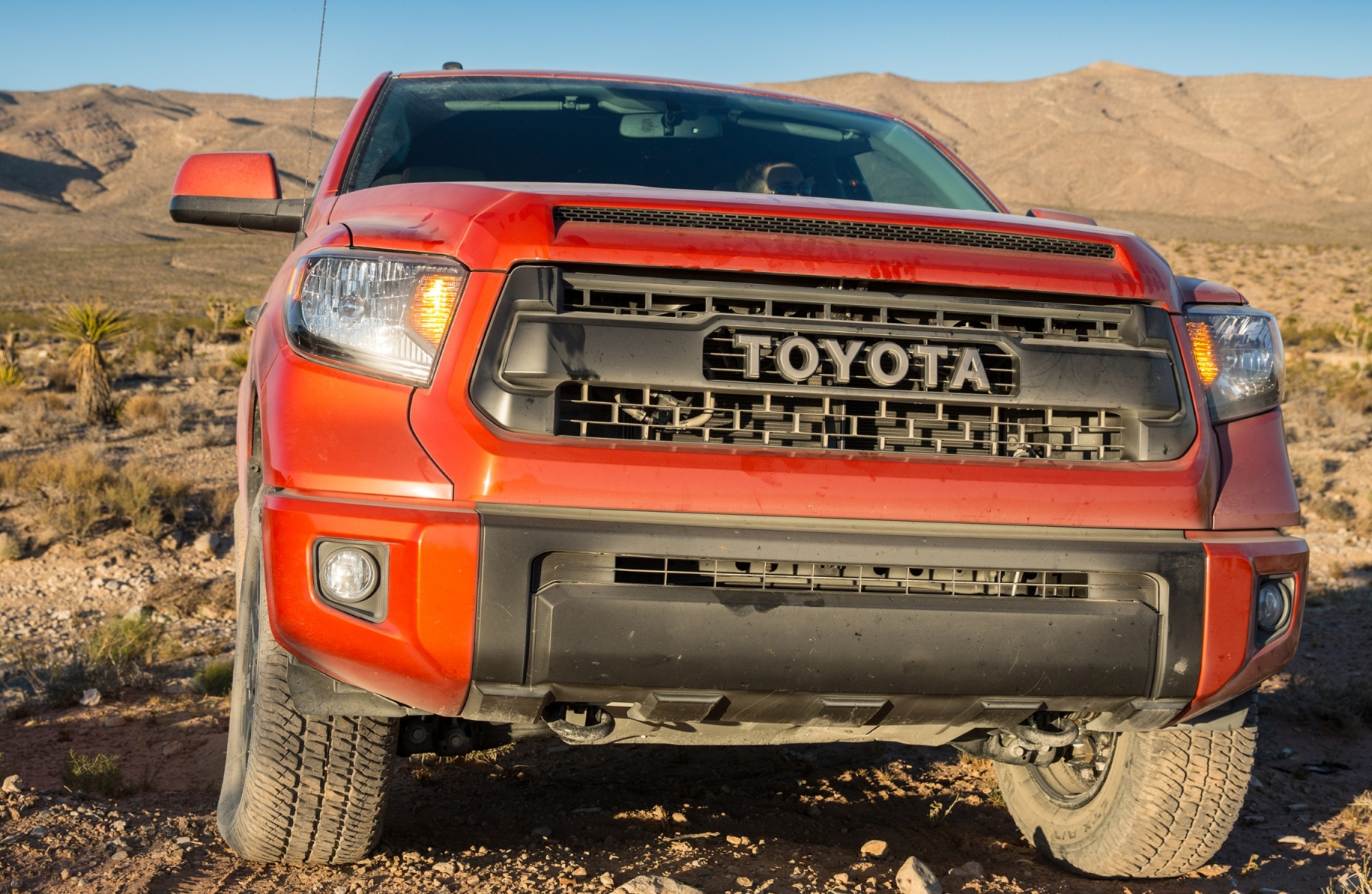 2015 toyota tundra trd pro will race in stock class in the 2014 tecate score baja 1000. Black Bedroom Furniture Sets. Home Design Ideas