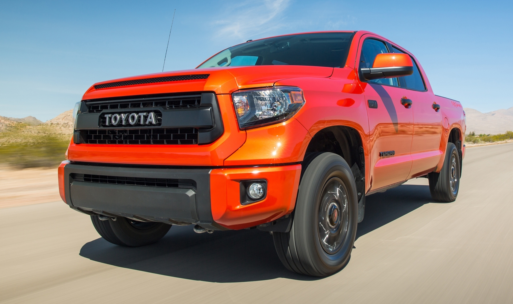 2015 TRD Pro Series TOYOTA TUNDRA Priced from $41k with