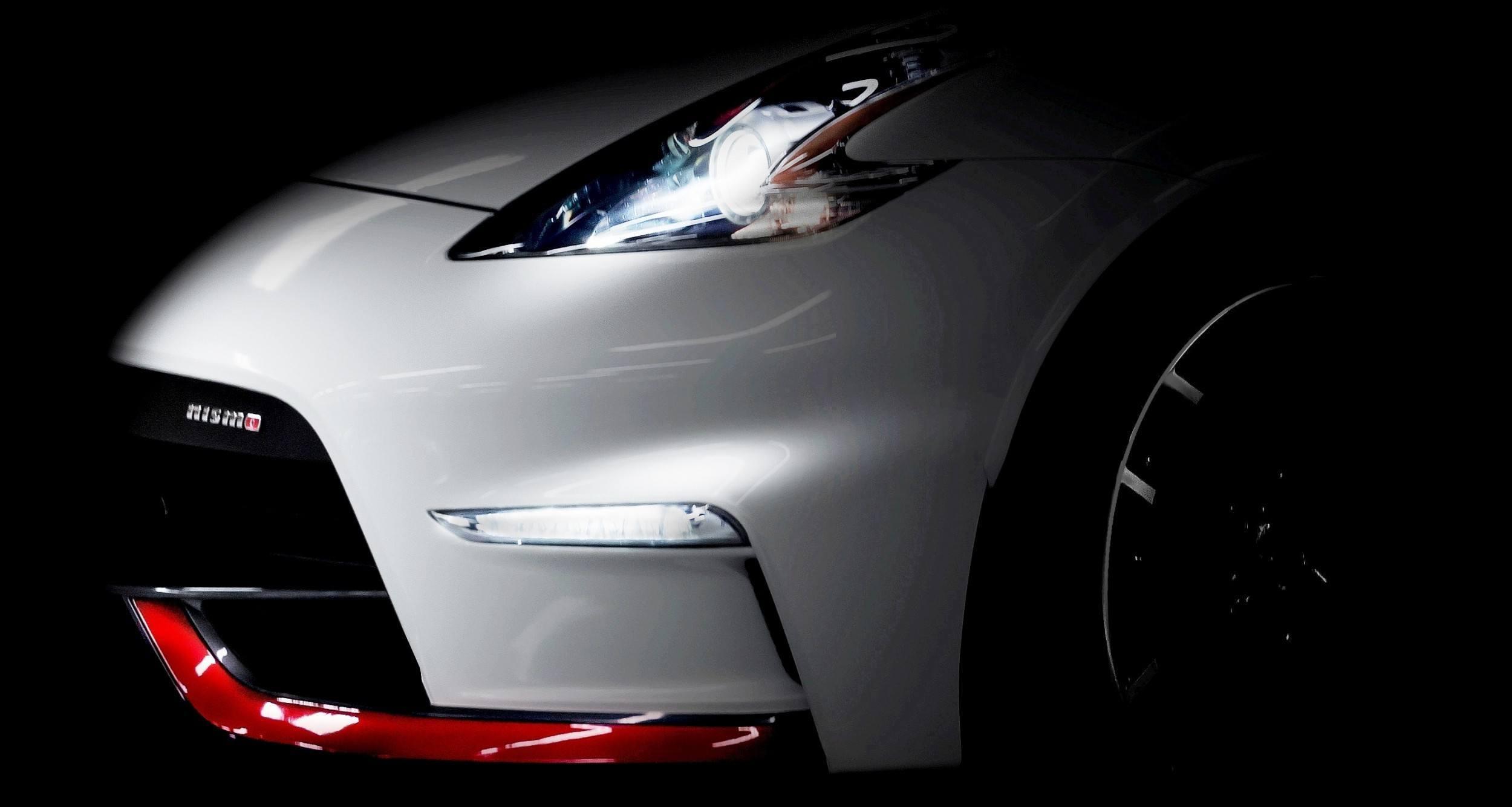 2015 Nissan 370z Nismo Facelift