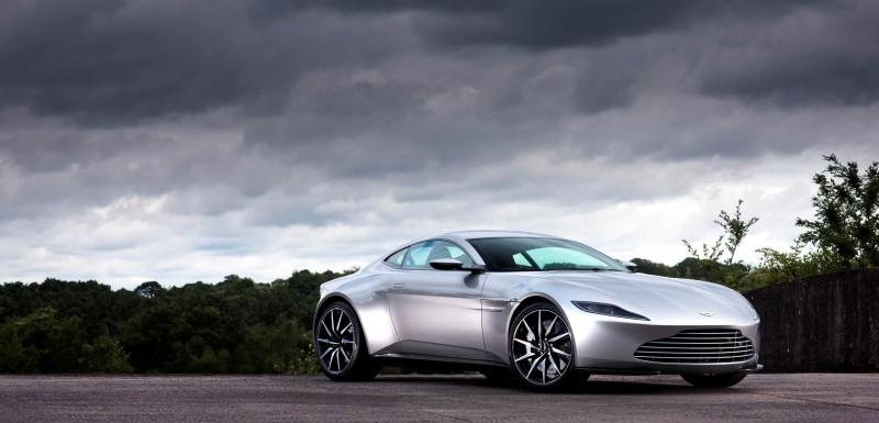 2016 Aston Martin DB10 1