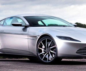 Own The Only 2016 Aston Martin Db10 Spectre Hero Vulcan Dbx And