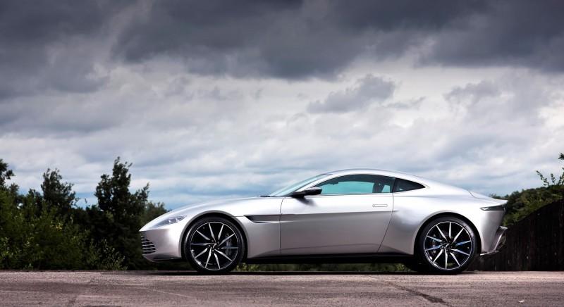 2016 Aston Martin DB10 3
