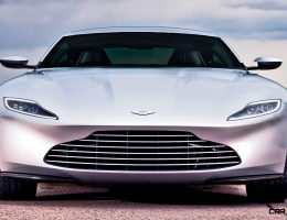 Own the ONLY 2016 Aston Martin DB10 - SPECTRE Hero, Vulcan, DBX and DP-100 All Slightly Awful, Though