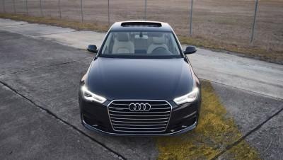 HD Road Test Review - 2016 Audi A6 2 0T Quattro - 5 8s, 550