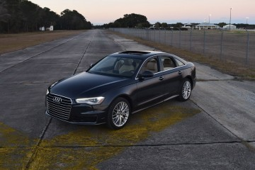 HD Road Test Review – 2016 Audi A6 2.0T Quattro – 5.8s, 550-Mile Time-Traveler