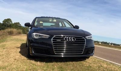 2016 Audi A6 Moonlight Blue 1