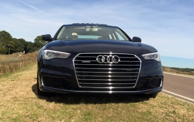 2016 Audi A6 Moonlight Blue 2