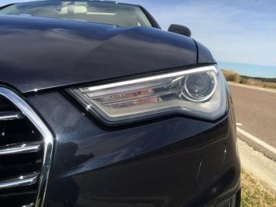 2016 Audi A6 Moonlight Blue 8