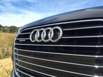 2016 Audi A6 Moonlight Blue 9