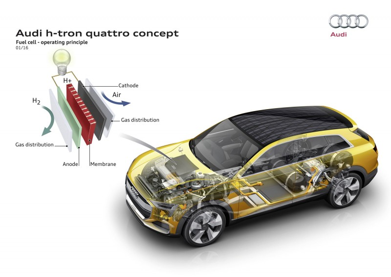 Fuel cell - operating principle