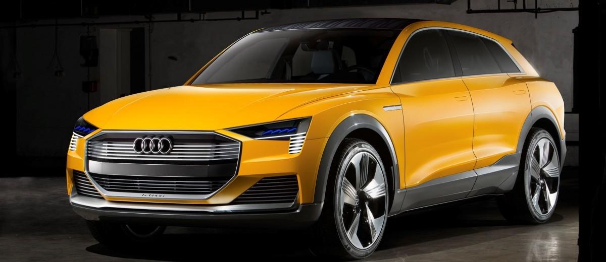 2016 Audi h-Tron Quattro Concept 27
