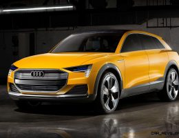 2016 Audi h-Tron Quattro Concept – Hypercomplex Tech Showcase Headed for Sale as $100k Tesla Rival as 2018 Q6