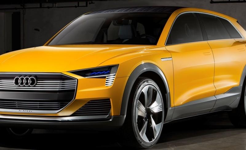 2016 Audi h-Tron Quattro Concept 4