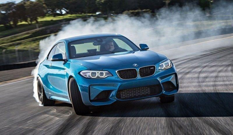 2016 BMW M2 Laguna Seca 1