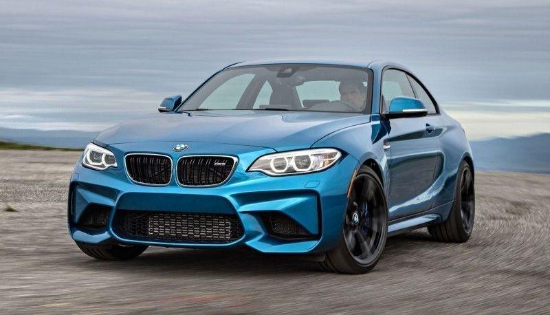 2016 BMW M2 Laguna Seca 12