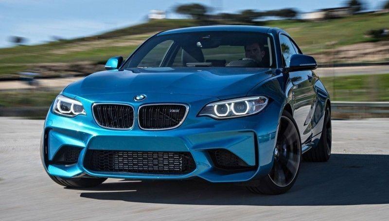2016 BMW M2 Laguna Seca 15