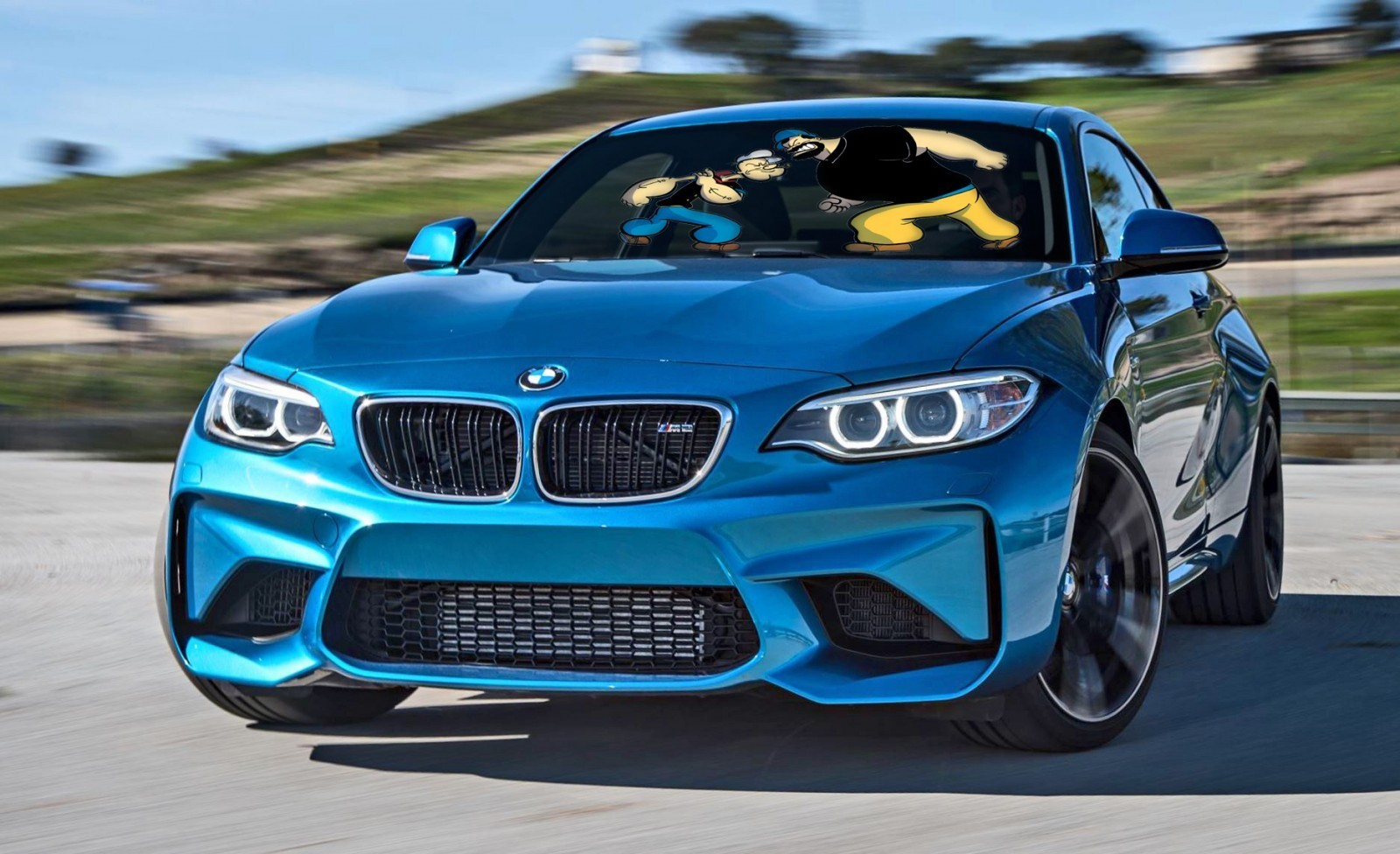 2016 bmw m2 animated configurator colors pricing and options car revs. Black Bedroom Furniture Sets. Home Design Ideas
