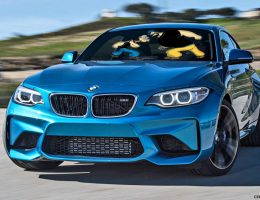 2016 BMW M2 – Laguna Seca Photoset – Jaw like Popeye, Shoulders like BRUTO!