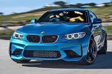 2016 BMW M2 - Laguna Seca Photoset - Jaw like Popeye, Shoulders like BRUTO!
