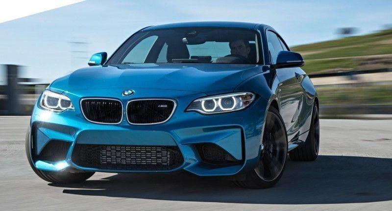 2016 BMW M2 Laguna Seca 16