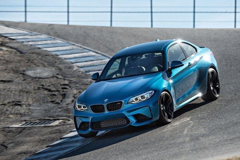 2016 BMW M2 Laguna Seca 17