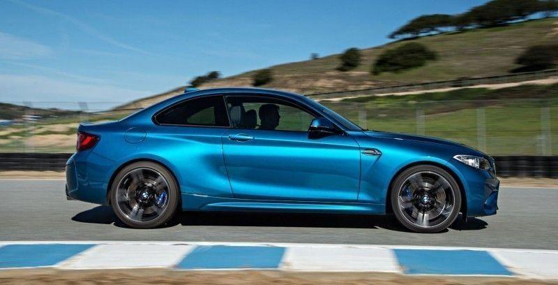 2016 BMW M2 Laguna Seca 5