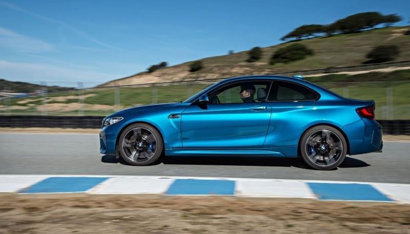 2016 BMW M2 Laguna Seca 7