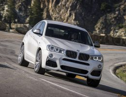 355HP, 4.7s 2016 BMW X4 M40i in 78 New Photos from Monterey Press Drive