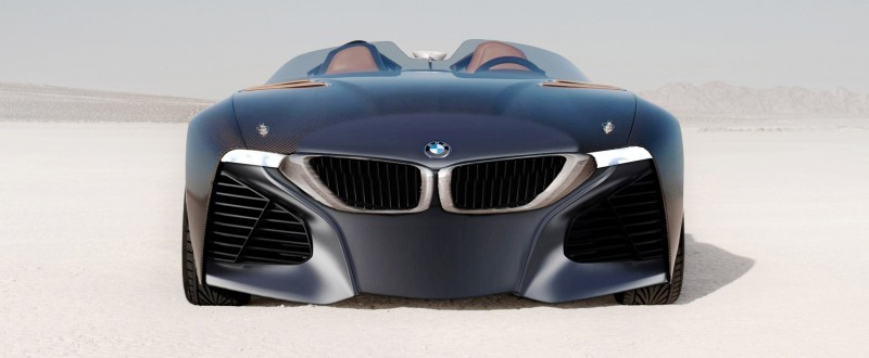 2016 BMW Z4 Rendering - Vision Car_Revs_Daily Future-Proofs 328 Hommage Concept 1