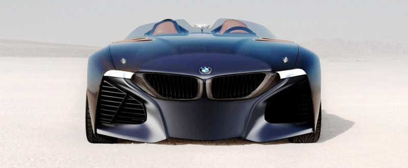 2016 BMW Z4 Rendering - Vision Car_Revs_Daily Future-Proofs 328 Hommage Concept 3