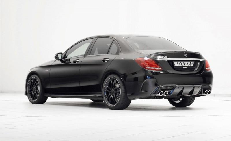2016 BRABUS C450 AMG 2