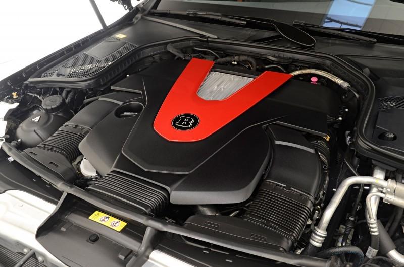 2016 BRABUS C450 AMG Details 1