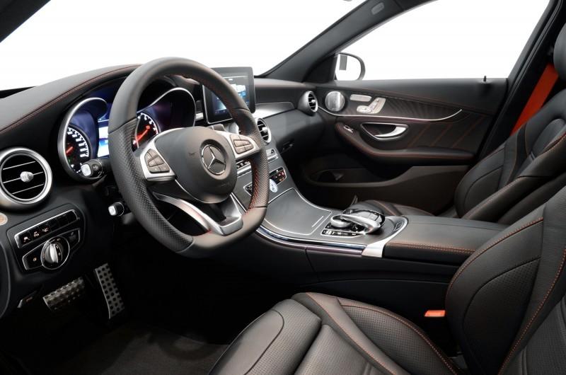 2016 BRABUS C450 AMG Details 2