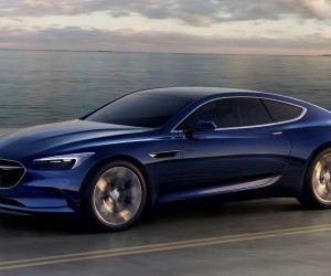 2016 Buick Avista Concept Supercoupe As First Glimpse Of Next Gnx