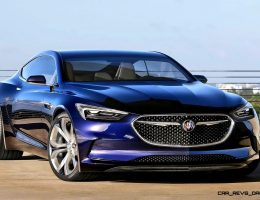 2016 Buick AVISTA Concept – SuperCoupe As First Glimpse of Next GNX