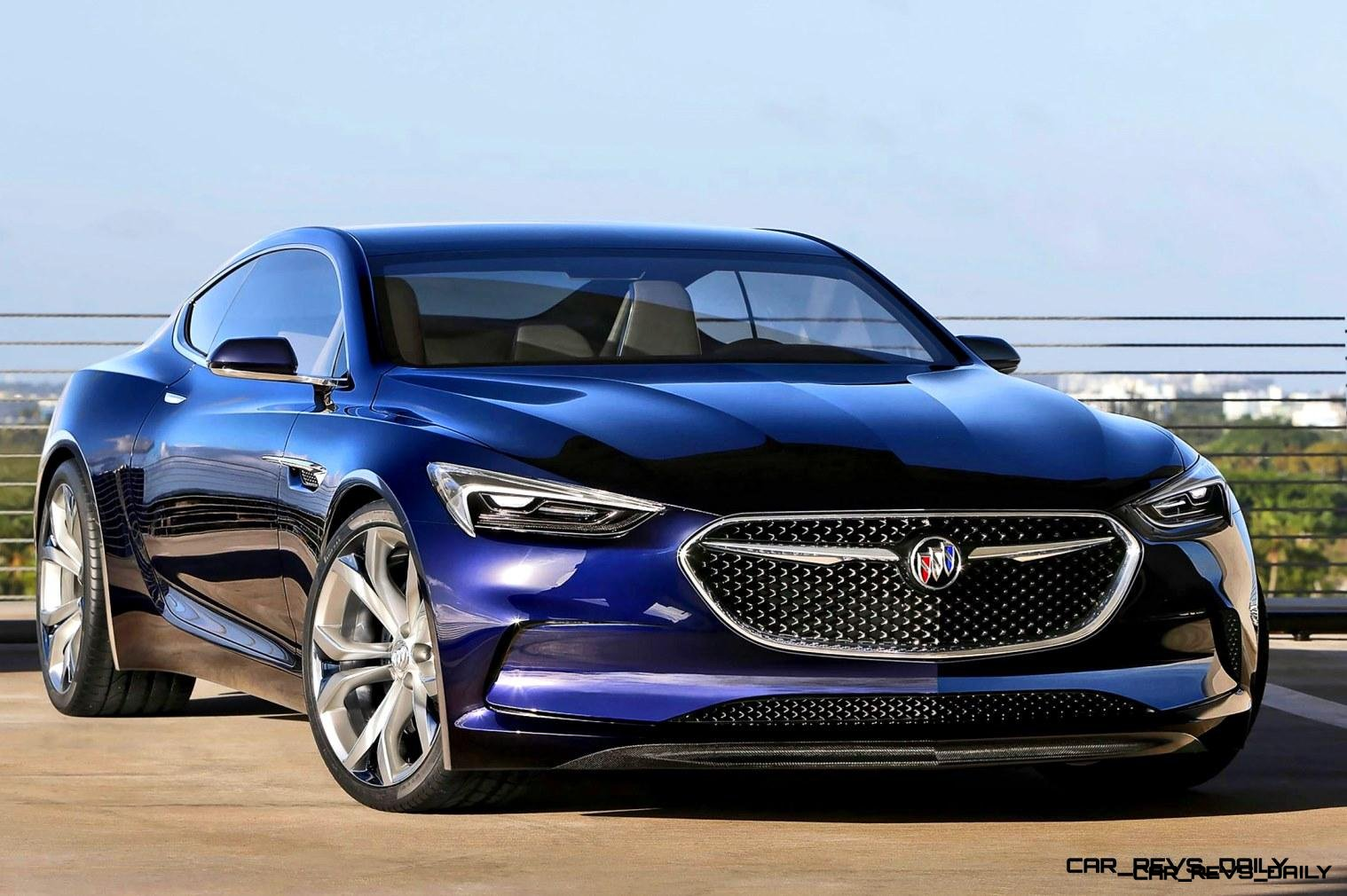 2016 buick avista concept supercoupe as first glimpse of next gnx. Black Bedroom Furniture Sets. Home Design Ideas