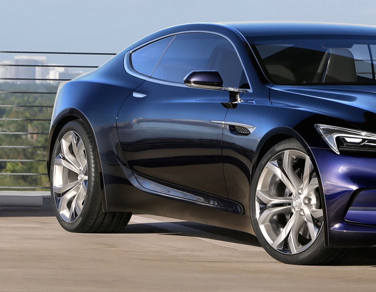 2016 Buick AVISTA Concept SuperCoupe As First Glimpse of