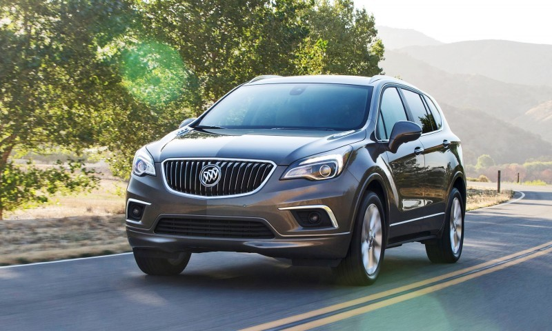 2016 Buick ENVISION 1